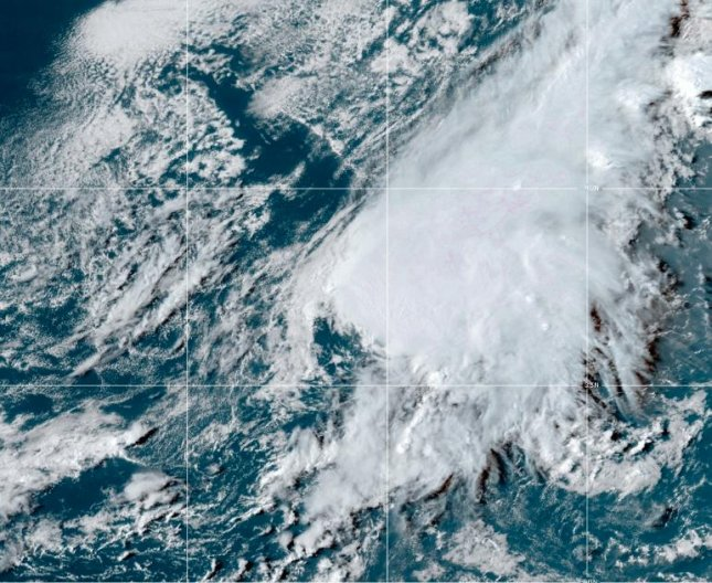 Tropical Storm Julian disappears after forming in central Atlantic