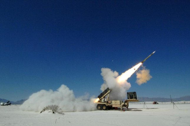 Lockheed Martin has been a awarded a contract to provide post-production re-capitalization and support services for the Patriot Advanced Capability-3 anti-ballistic missile system to Germany, Netherlands, Kuwait, Saudi Arabia, Taiwan, Japan and United Arab Emirates. Pictured, a PAC-missile test launch. Photo courtesy of Lockheed Martin
