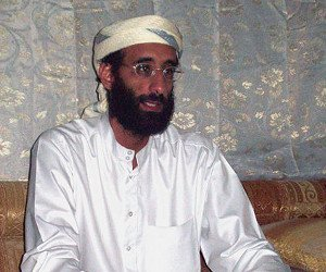 Anwar al-Awlaki via Wikimedia Commons.
