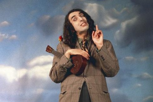 Singer Tiny Tim is the subject of the documentary, Tiny Tim: King for a Day. Photo courtesy of Juno Films