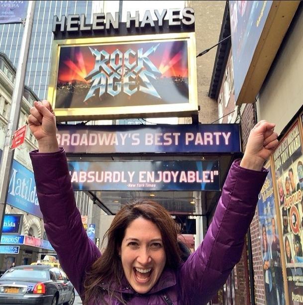 The Maturation Of Mark Zuckerberg New York Magazine: Randi Zuckerberg Cast In Broadway's 'Rock Of Ages'