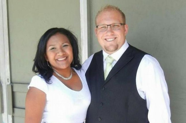 Venezuela's Interior Minister Gustavo Gonzalez said Joshua Holt, a Mormon who recently completed a two-year religious mission with the church, has been linked to the death of Omar Jesus Molina Marin, an official with the United Socialist Party of Venezuela. He is seen here with his new wife, Tamara Bethlehem Caleno Candelo. Photo courtesy of Justice for Josh/Facebook