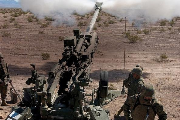 BAE Systems' progressing M777 Ultra Lightweight Howitzer foreign military sale supports India's Make in India initiative. Photo courtesy of BAE Systems