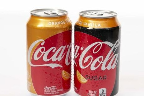 The new flavor of Coke will hit stores nationwide on Feb. 25. Photo courtesy of Coca-Cola.