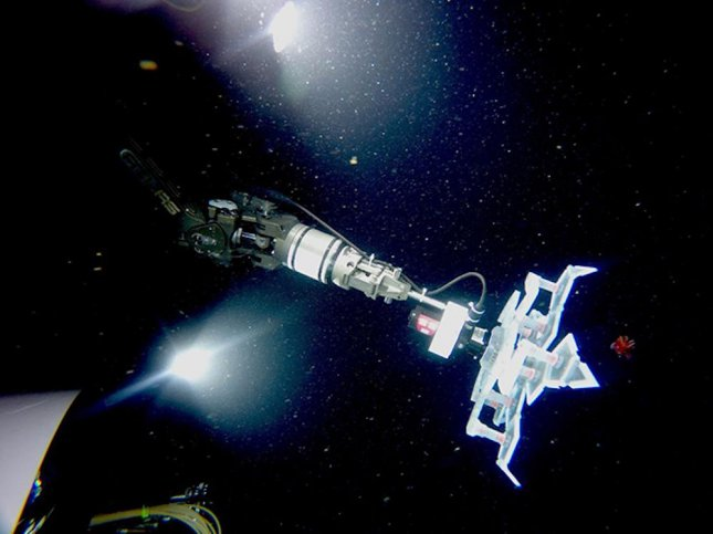 Scientists used their encapsulator to delicately capture soft-bodied organisms a couple thousand feet beneath the ocean surface. Photo by Wyss Institute at Harvard University