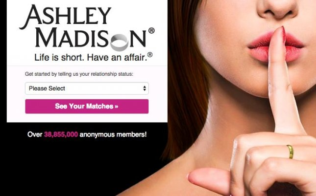 Vigilante hackers have reportedly released the user data of over 32 million people. Image courtesy of AshleyMadison.com