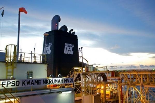 Mechanical issues and a cut in spending trips up Africa-focused exploration company Tullow Oil in the first quarter of the year. Photo courtesy of Tullow Oil.