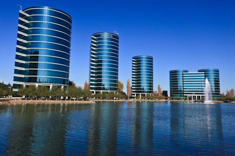 Oracle headquarters in Redwood City, California. (CC:Håkan Dahlström)