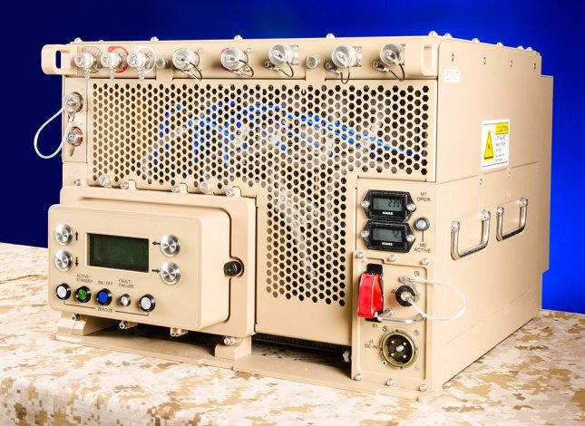 Lockheed Martin will provide U.S. partner nations with Symphony Block 40 counter-IED systems after receiving U.S. Navy approval, the company announced Tuesday. Photo courtesy Lockheed Martin