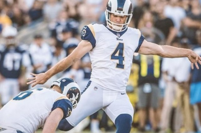 Former Penn State kicker Sam Ficken signed by Los Angeles Rams