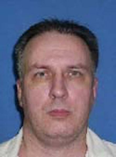 Ryan Murphy is one of two surviving members of the infamous Texas Seven, a group of escaped prisoners who committed multiple robberies and killed a police officer near Dallas in 2000. File Photo courtesy of the Texas Department of Criminal Justice