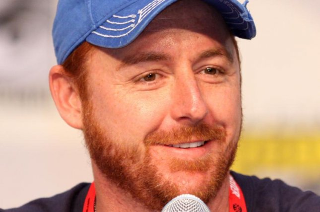 Band of Brothers and The Orville star Scott Grimes is seen here at the 2010 Comic Con in San Diego. Photo by Gage Skidmore, courtesy of Wikimedia Commons