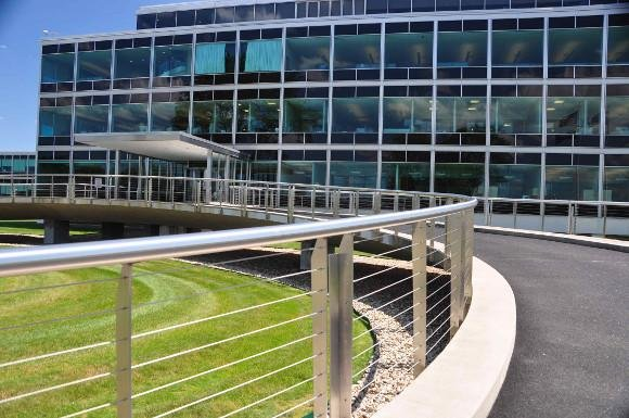 Cigna headquarters in Bloomfield, Conn. The health insurer announced Tuesday it will sue Anthem Inc., demanding that anthem pays $14.8 billion to end a merger agreement between the two companies. Photo courtesy of Cigna