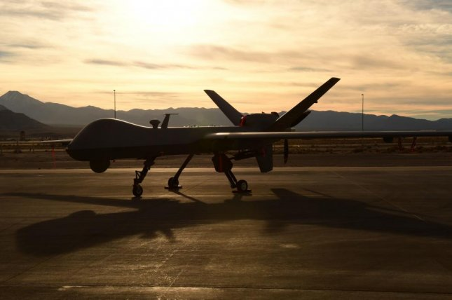 URS Federal Services is set to provide various testing, development and training for the U.S. Air Force's unmanned fleet. U.S. Air Force photo by Senior Airman Christian Clausen