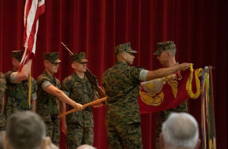 Marine Corps ends involvement in tank warfare