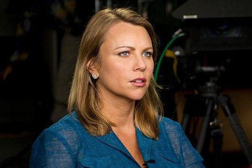 Lara Logan, pictured during an interview in March 2013. (United States Government/US Army)