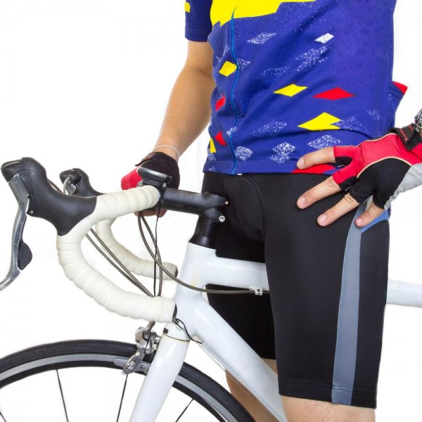 A New Zealand hotel caused a stir with cyclists by banning Lycra shorts. Owner of the Plough Hotel, Mike Saunders, said the dress code came after the decision to open the hotel's cafe for breakfast and avoid exposing customers to 'unsightly bumps and bulges.' Photo by hin255/Shutterstock.com