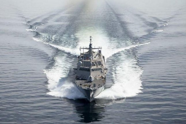 LCS 17, the littoral combat ship to be commissioned as the USS Indianapolis, has completed its acceptance trials. Photo courtesy of LCS Team Freedom/Lockheed Martin