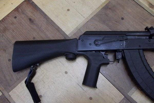 President Trump ordered bump stocks to be banned last year. Photo by WASR/Wikimedia Commons