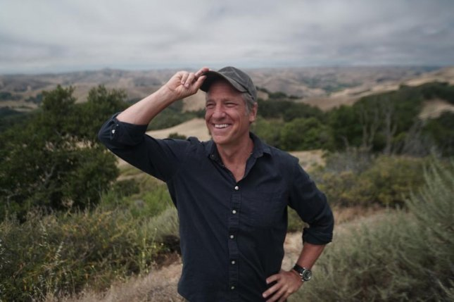 Dirty Jobs: Rowe'd Trip with Mike Rowe will debut Tuesday. Photo by Troy Paff/Discovery Channel