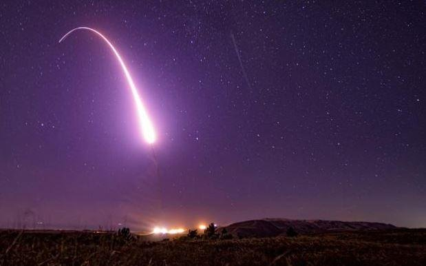 Northrop Grumman was awarded a $2.3 billion contract by the Defense Department for sustainment of the U.S. Air Force's Minuteman III ICBM program, which is the ground-based arm of the U.S. nuclear triad. Photo by SSgt. T.J. Armstrong/U.S. Air Force