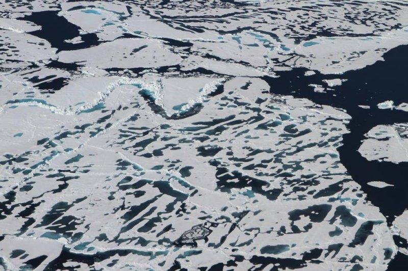 NASA: Sea ice settling into 'new normal'