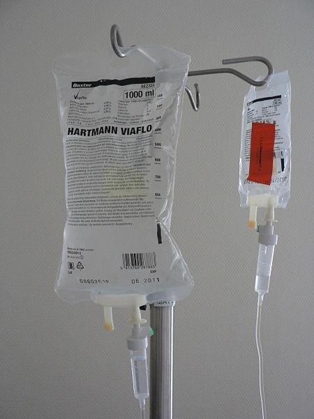 Iv Bag Shortage Forces Hospitals To Preserve Resources Upi