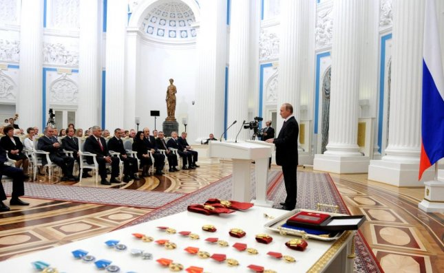 Russia President Vladimir Putin is approaching two decades in power. Photo courtesy of the Russian Federation