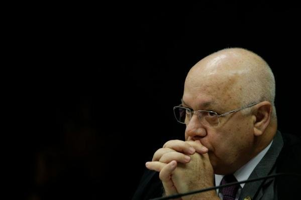 Brazilian Supreme Court Justice Teori Zavascki died in a plane crash Thursday night when the small plane he was in crashed into the Atlantic Ocean off the coast of Rio de Janeiro. Foul play was immediately suspected by many because of Zavascki's role in the Operation Carwash corruption probe, which already has brought down several high-ranking officials in the Brazilian government. File Photo by Fernando Bizerra Jr./EPA
