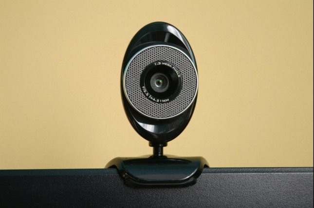 A survey of stay-at-home workers in the United States found 12 percent of respondents had kept their webcams off during video meetings because they were naked or only partially clothed. Photo by Aksa2011/Pixabay.com