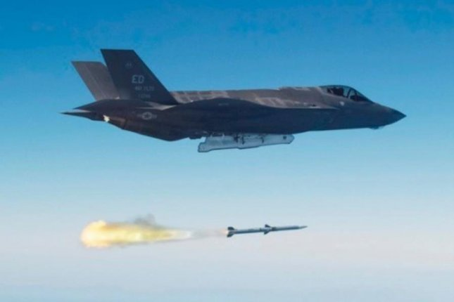 Israeli firms working on Lockheed Martin's F-35 fighter program have made over $1 billion on the project since 2010. Photo by Lockheed Martin.