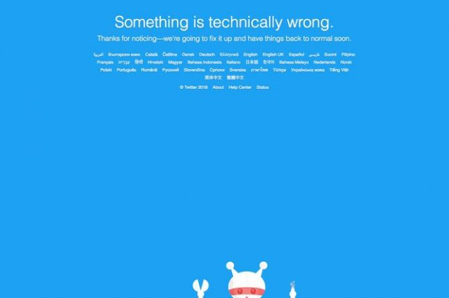 Twitter goes down for users in India, shows technical error