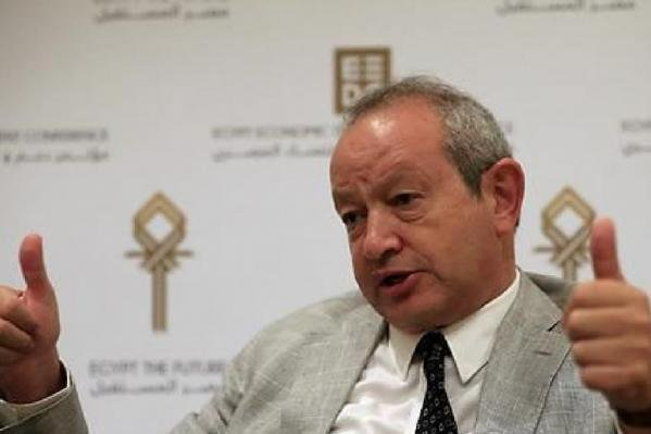 Naguib Sawiris, who owns Egyptian firm Orascom, posted on Twitter an offer to the governments of Italy and Greece to buy an island to shelter the refugees fleeing the violence in Syria, Iraq and other countries. File photo by Yonhap