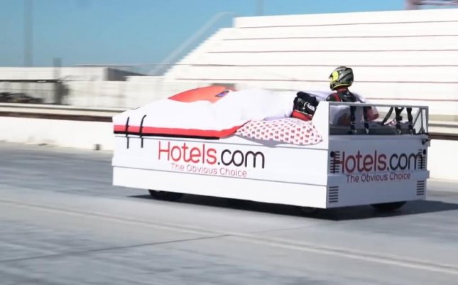 Worlds fastest mobile bed travels nearly 84 miles per hour - UPI.com
