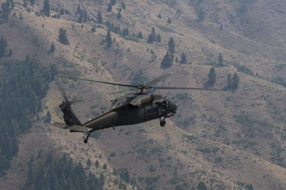 BAE Systems will deliver touch-screen computer display units to the U.S. Army for Black Hawk helicopters. Photo courtesy of the US Army.