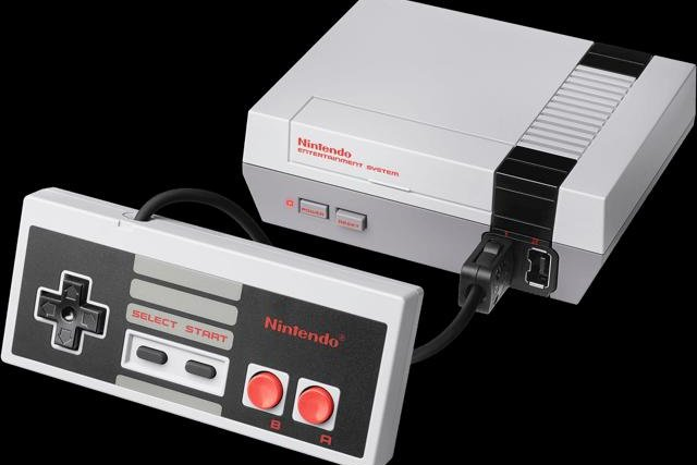 Hackers have found a way to add games to Nintendo's NES Classic. Photo by UPI/Nintendo
