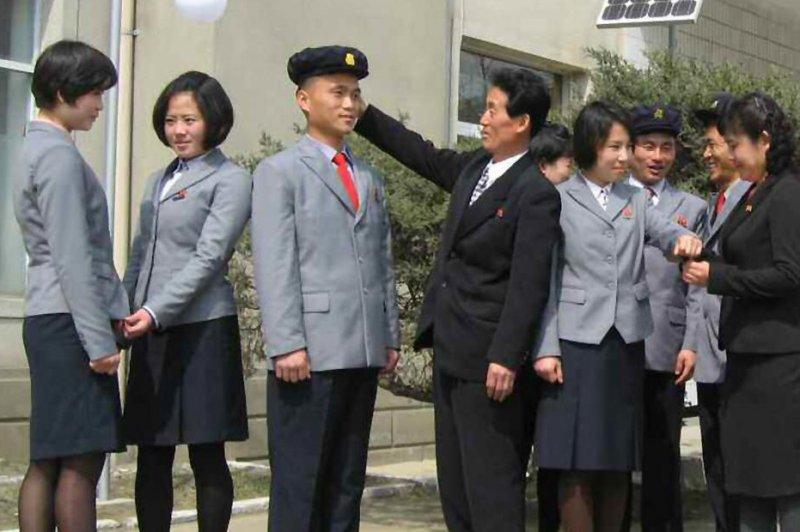 Men in uniform dating in pyongyang university