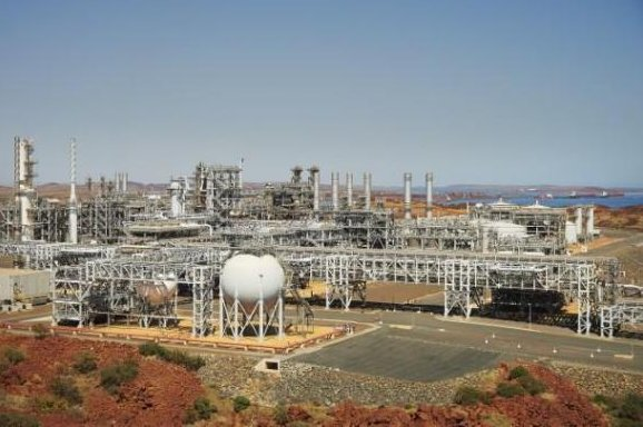 Chevron Corp announces production from Wheatstone LNG project in Australia