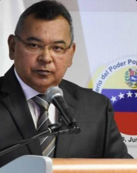 Venezuela's Interior and Justice Minister Nestor Reverol said on Saturday at least 17 were killed at a middle school graduation party after a tear gas device detonated and set off a stampede. Photo courtesy Interior and Justice Minister Nestor Reverol/Twitter