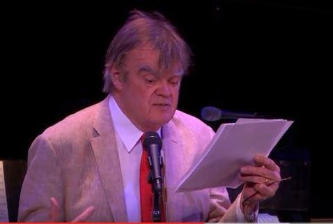Prairie Home Companion host Garrison Keillor said he is fortunate after suffering a seizure over Memorial Day Weekend. Photo/A Prairie Home Companion/Youtube