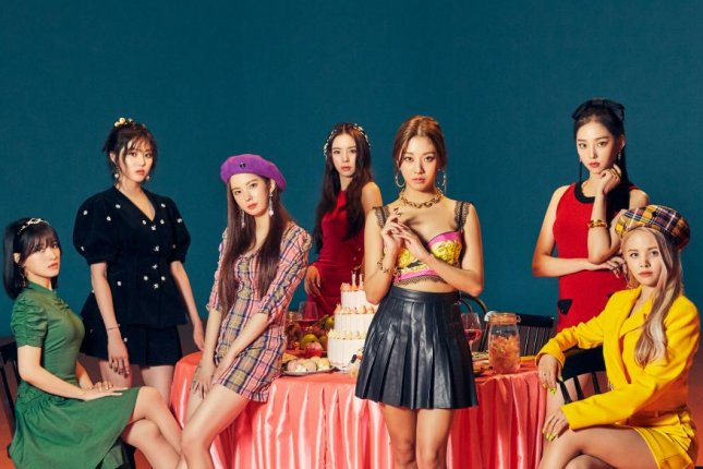 CLC members say they are hoping to release a full album and tour abroad in 2020. Photo courtesy ofCube Entertainment