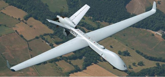 A $600 million sale of MQ-9B Predator remotely piloted aircraft to Belgium's military forces by General Atomics Aeronautical Systems was approved on Tuesday by the U.S.State Department. Photo courtesy of General Atomics
