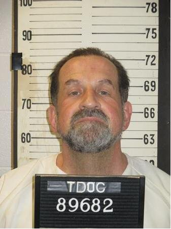 Nicholas Nick Sutton was sentenced to death for the 1985 slaying ofCarl Estep at Morgan County Correctional Facility. File Photo courtesy of the Tennessee Department of Corrections