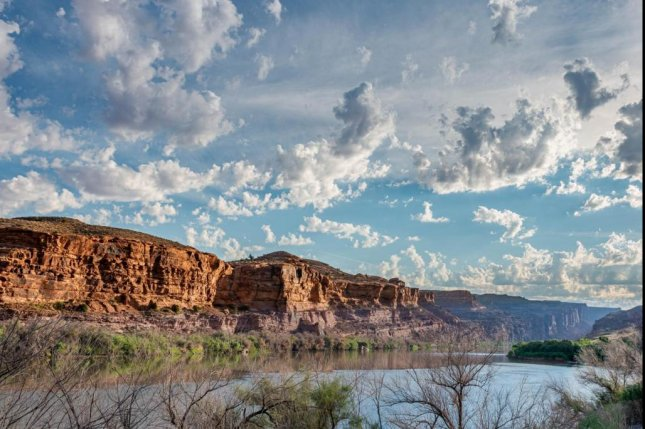 Millions of people depend on the Colorado River for drinking water. Photo by Stephen Walker