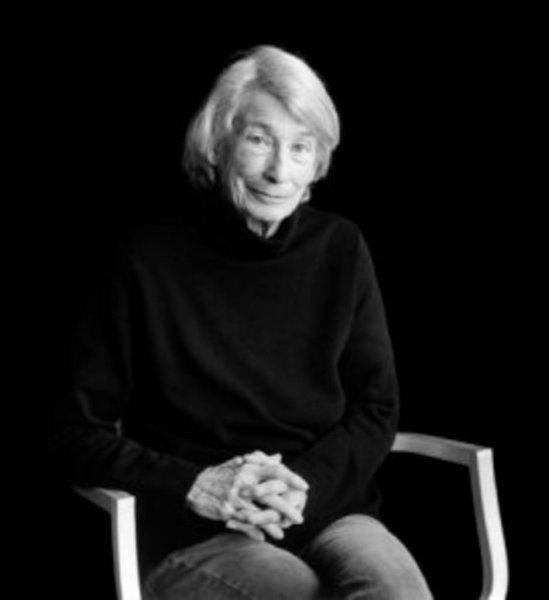 Poet Mary Oliver, who died Thursday, was a champion of using plain language in her poetry. File Photo by Mariana Cook/Penguin Press