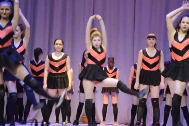 Russian Dance Troupe Under Investigation After Twerking Performance Goes Viral