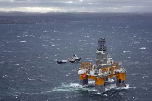 British energy company BP said it's making staff cuts in its North Sea portfolio as part of an effort to remove as many as 4,000 positions from its payroll by 2017. Photo courtesy BP