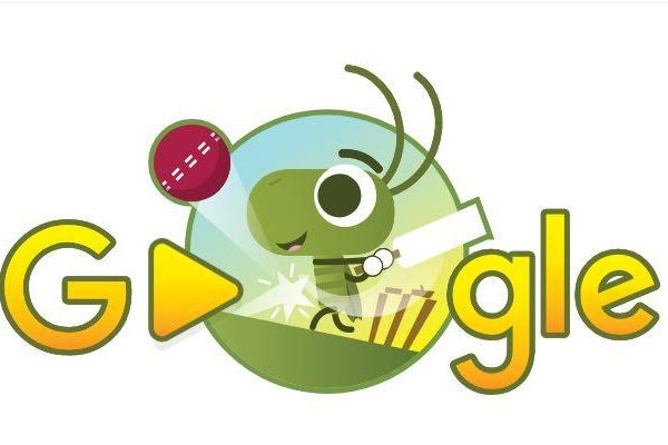 Google celebrates the ICC Champions Trophy with doodle, game