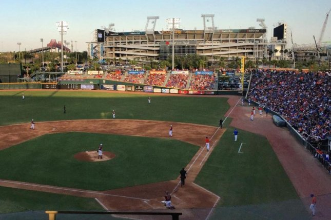 Minor league team pitches pregnancy tests for Father's Day