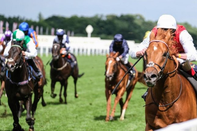 Golden Horde wins Grade I Commonwealth Cup on Friday -- on a day of upsets at Royal Ascot. Photo courtesy of Ascot Racecourse